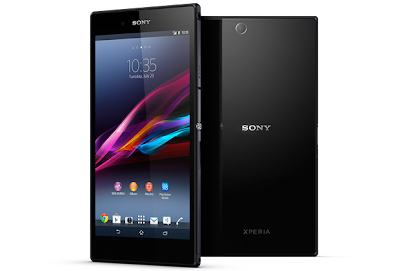 ponsel, smartphone, smartphone-talbet, Sony, sony xperia z, xperia z ultra, android, android 4.2, water proof
