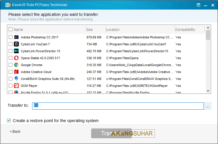 Download EaseUS Todo PCTrans 9.0 Full Version Terbaru