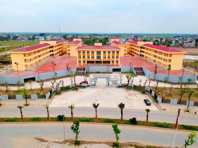 Trường liên cấp 1-2 Thanh Hà