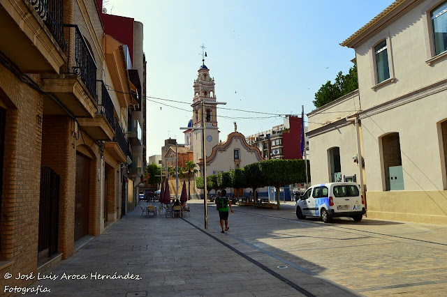 Alfafar (Valencia).