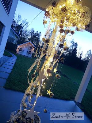 Weihnachtsdekoration, Weihnachtsbeleuchtung
