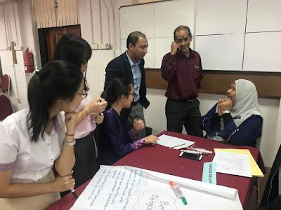 Perkongsian Amalan Terbaik PAK21 di IPG Kampus Pulau Pinang