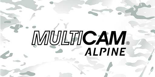 Multicam alpine