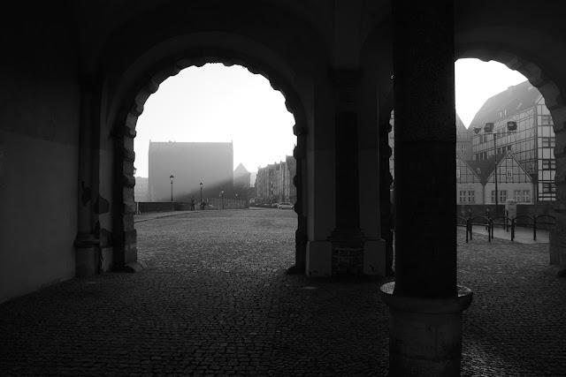Gdańsk, Zielona Brama. Fotografia miejskiego krajobrazu. fot. Łukasz Cyrus