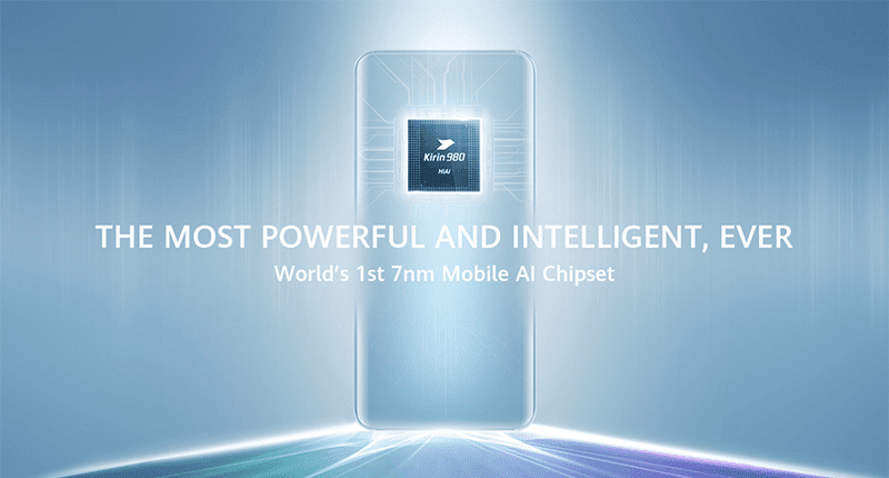 IFA 2018: Huawei's HiSilicon Kirin 980 SoC is official, the best smartphone processor in the world?
