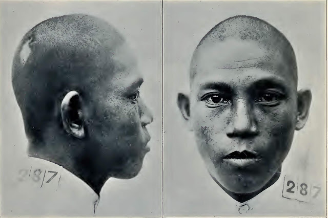 "Image extracted from ""Album of Philippine Types: Christians and Moros"" where it is labeled Plate 40."
