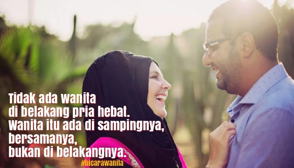 Gambar Kata Kata Bijak Islam Untuk Wanita
