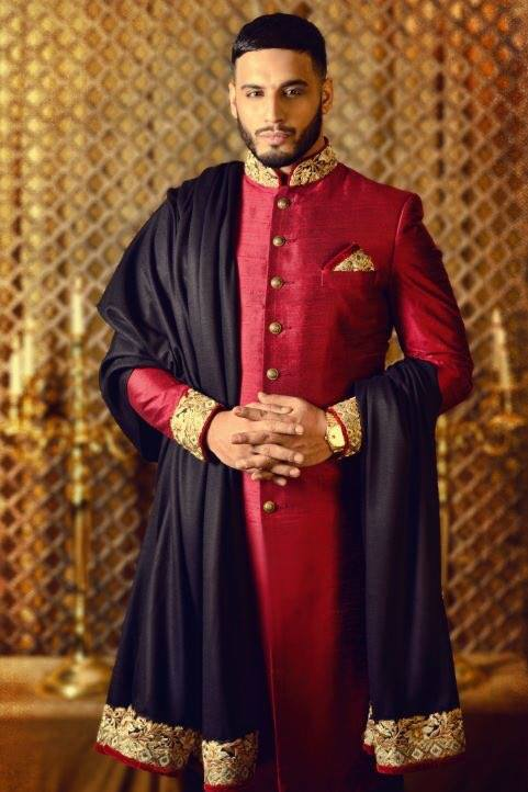 Imran Khan featured in Asiana Wedding Spring 2016 ...