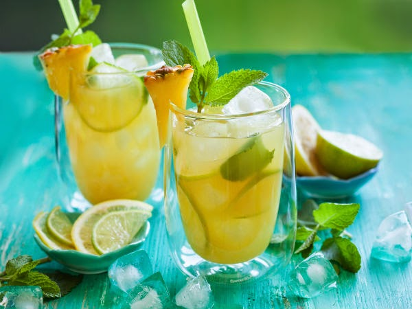 6 Interesting And Healthy Water Recipes