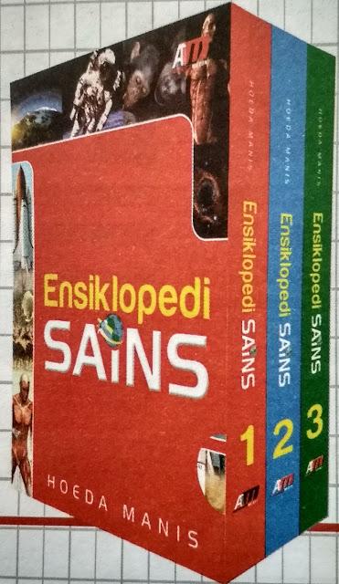 Buku Baru, Ensiklopedi Sains