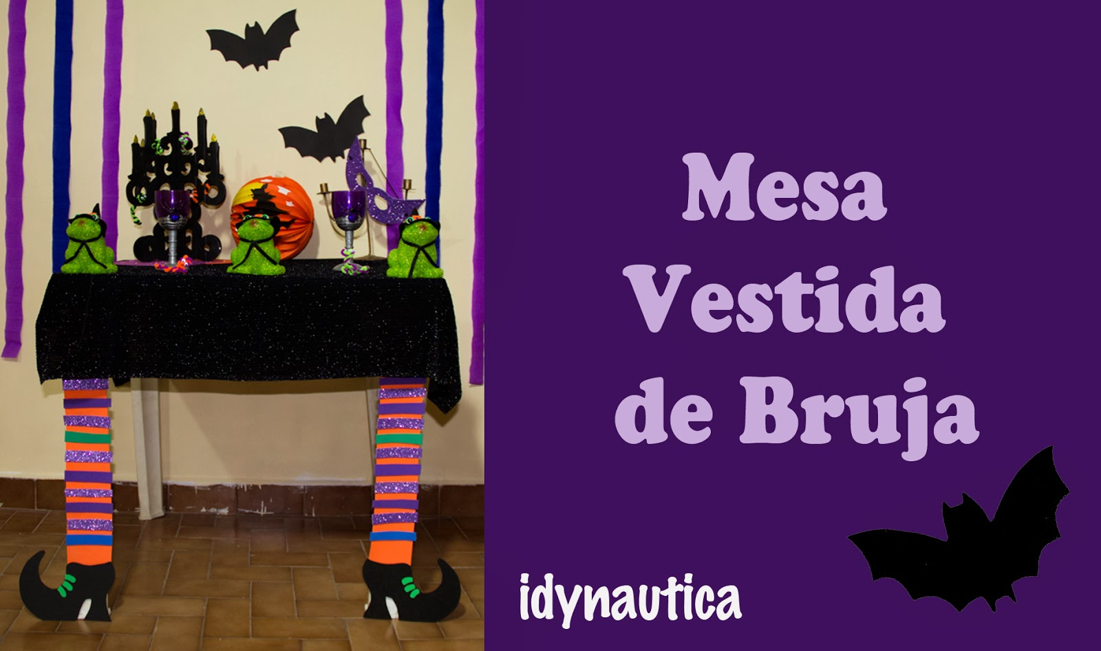 Decoraciones De Halloween Faciles Idynautica Decoraciones Faciles De Ultimo Momento Halloween