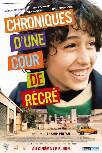 Playground Chronicles, Chroniques d'une cour de récré, Brahim Fritah