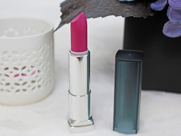 Maybelline Magnetic Magenta Lipstick