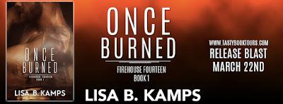 Once Burned Release Blast!