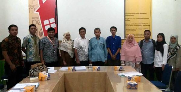 KPU Audit Dana Kampanye Ketiga Paslon di Pilkada Pariaman