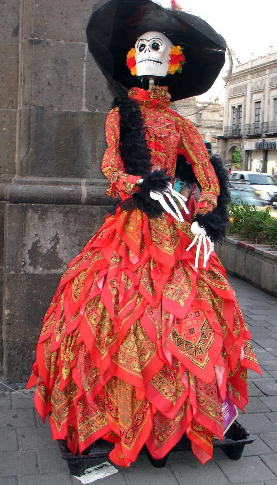 Vestidos Reciclanos Para Catrinas