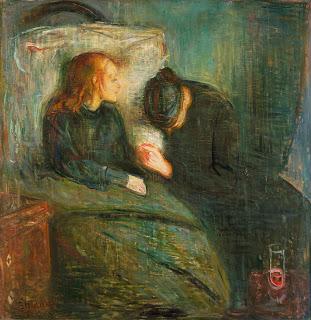 biografía del pintor edvard munch