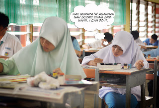 October 2012 Pengajaran Bahasa Melayu Penulisan