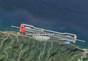 İstanbul-Ordu-Giresun Arası Uçakla Kaç Saat Surer