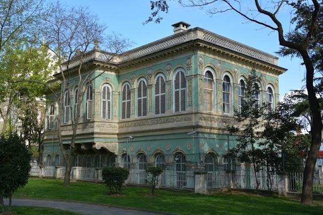 Palace at Istanbul Modern