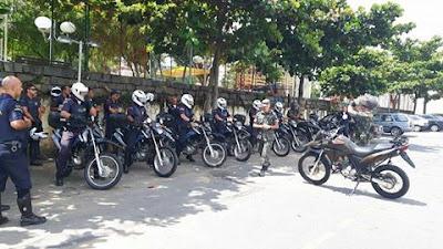Guarda Municipal de Aparecida já atendeu 844 ocorrências em 2016