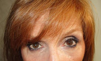 Imagen Look ojos abiertos azul y marrón