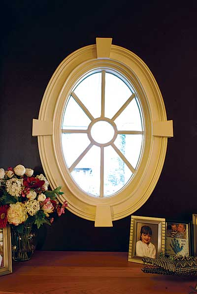 Delorme Designs: I'LL TAKE AN OVAL WINDOW TO GO PLEASE!!