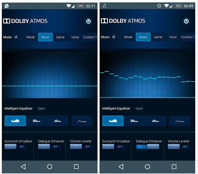 Dolby ATMOS™ Marshmallow