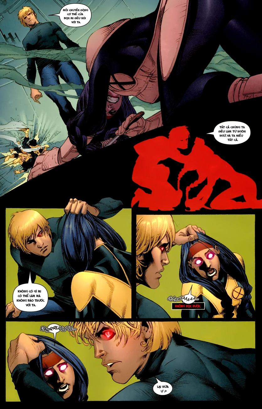 X-Men Necrosha chap 2 trang 16