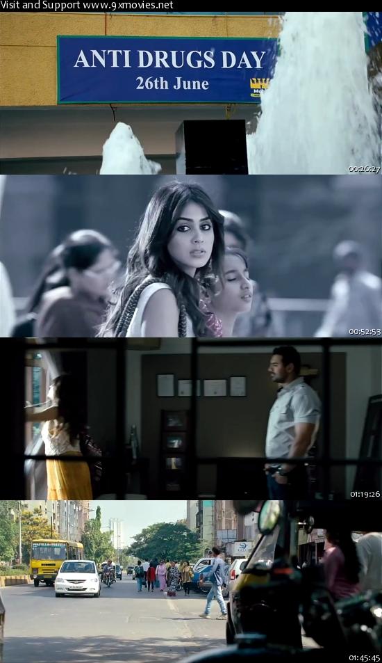 Force 2011 Hindi 720p HDRip