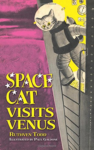 Space Cat Visits Venus, by Ruthven Todd