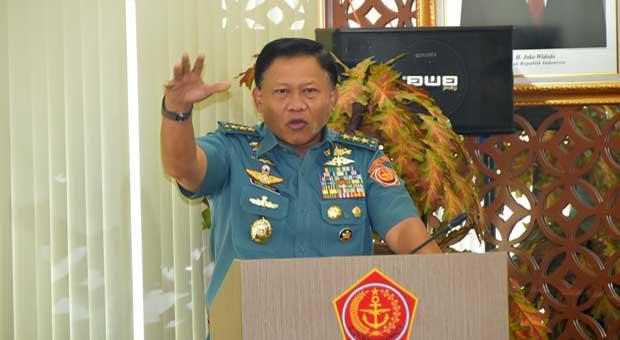 Kasum TNI Terima Siswa SMA Taruna Nusantara