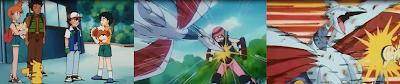Pokémon Capítulo 36 Temporada 3 Duelos Calientes