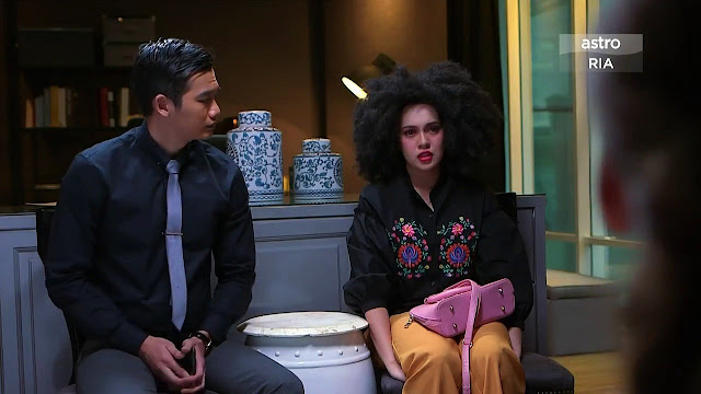 Review drama Lafazkan Kalimah Cintamu 32 Episod