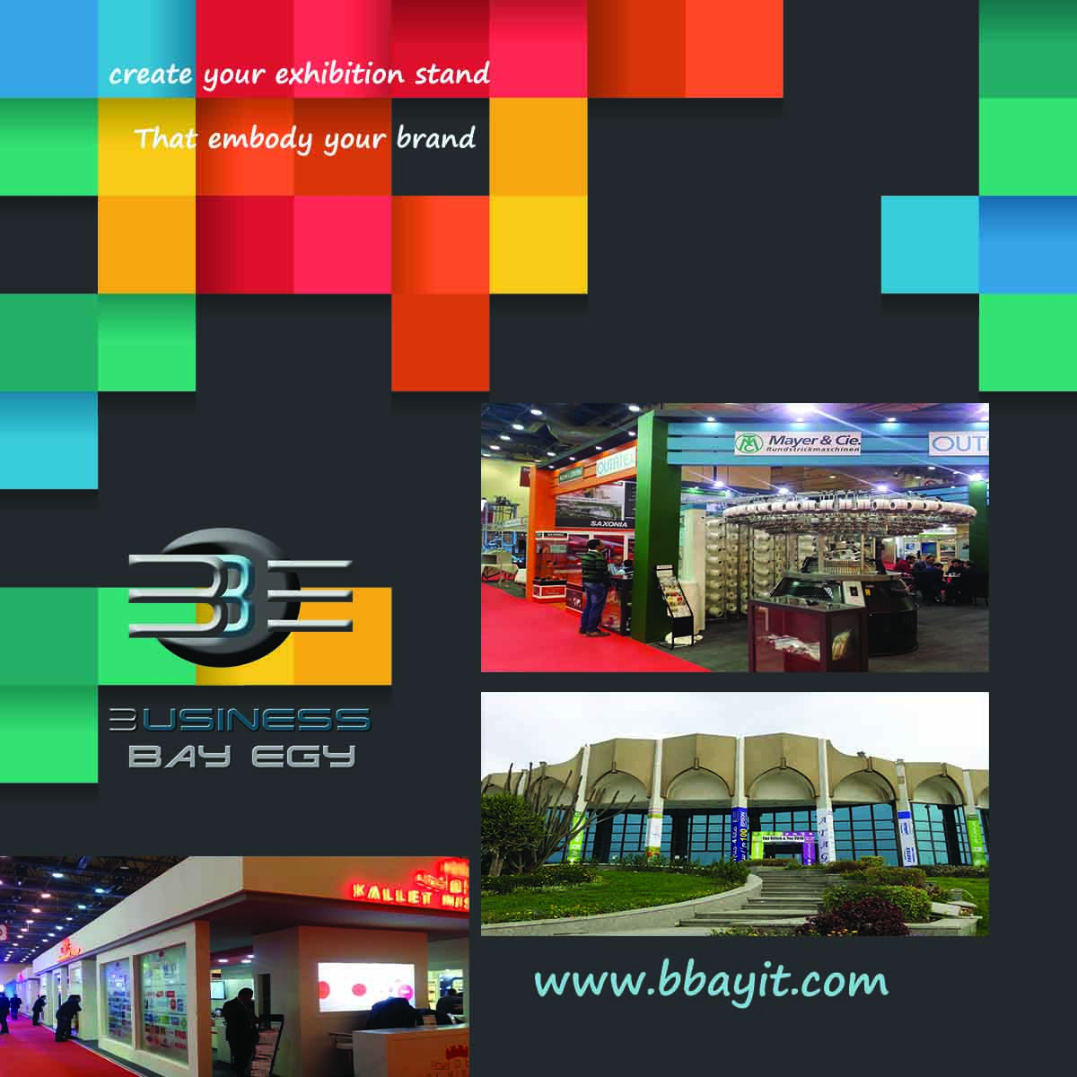 Exhibition Stand Design Egypt : Exhibitions stands builders and contractors and design in egypt and