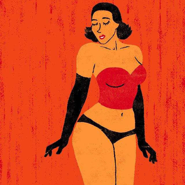 shoo bop illustration drawing marcos moran