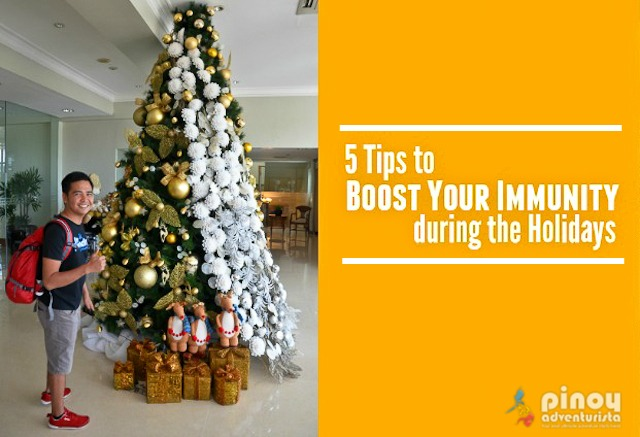 5 Tips to Boost Your Immunity during the Holidays with Fern C
