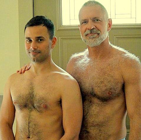 histoire pere fils gay