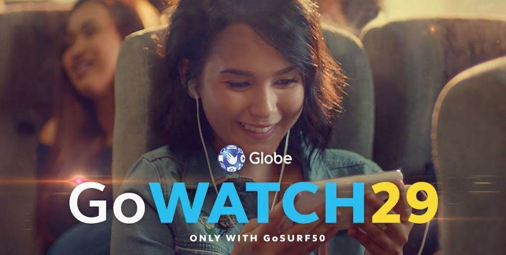 GOWATCH29 Globe Promo Video Streaming + 2GB Data For Apps Worth 29 Apps - Free Text SMS Online PH