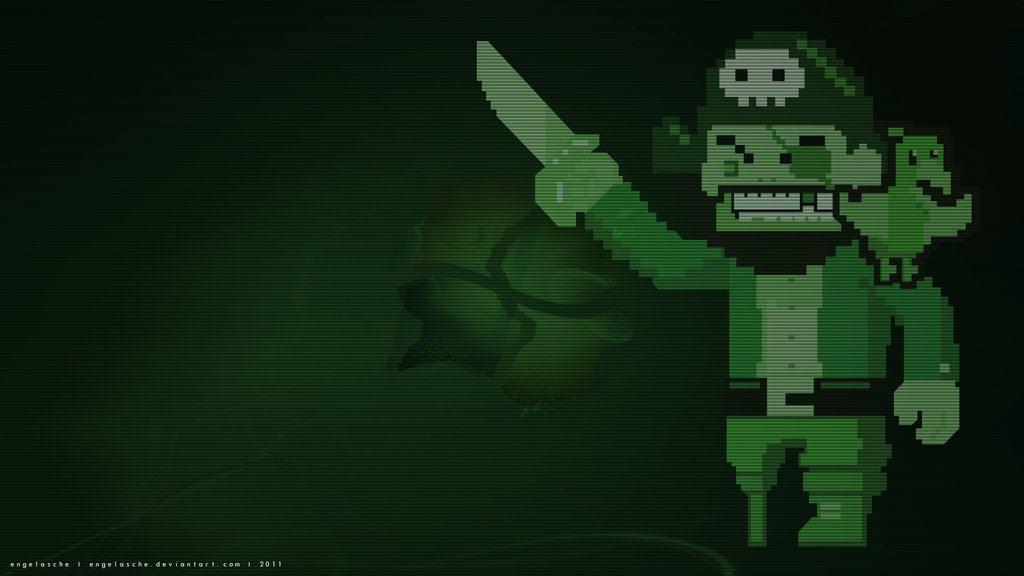 8 Bit Wallpapers