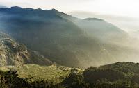 Kiltepan Rice Terraces Sagada Mountain Province Cordillera Administrative Region Philippines