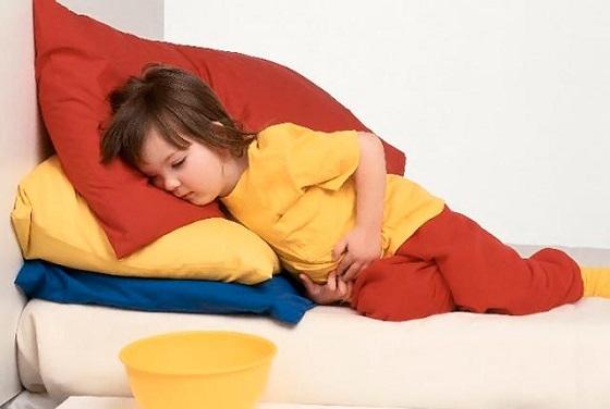Cách chữa trị viêm loét dạ dày ở trẻ em