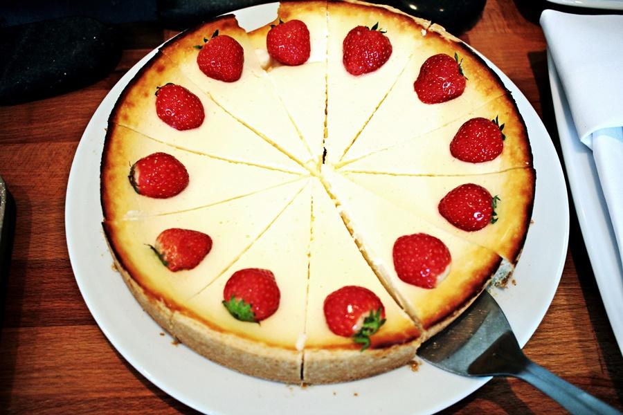 american cheese cake