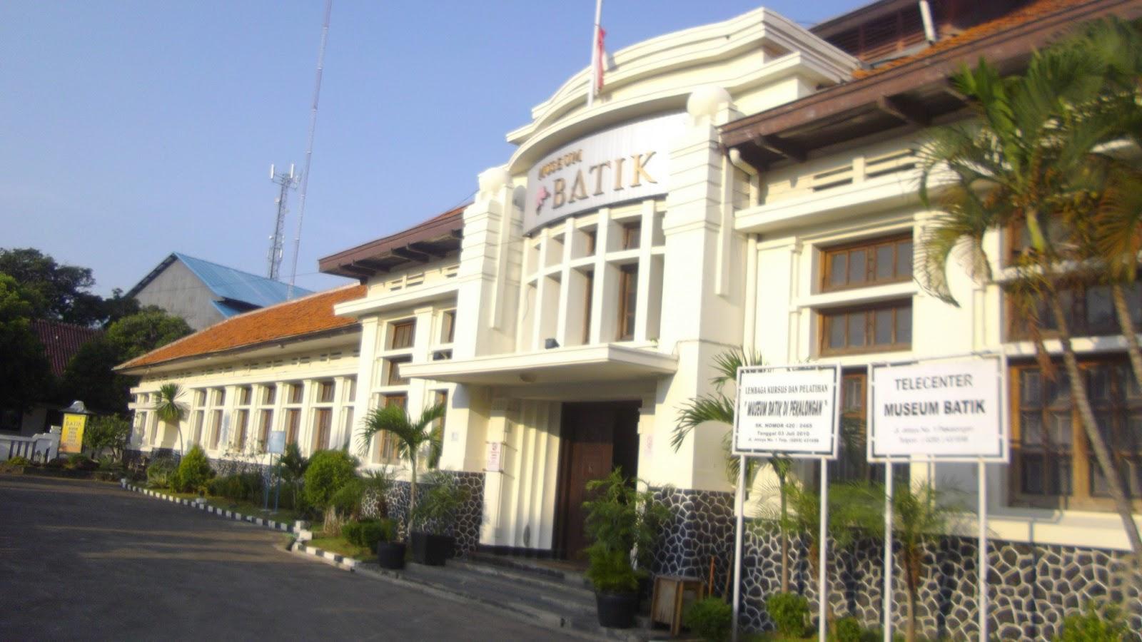 museum, batik, pekalongan