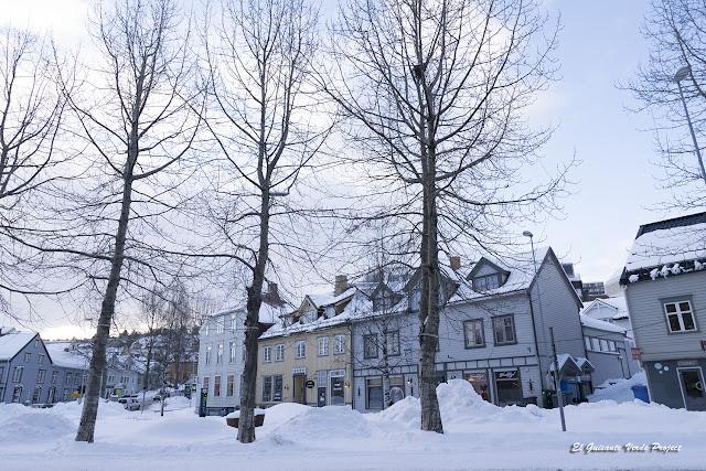Skippergata, Tromsø - Noruega, por El Guisante Verde Project