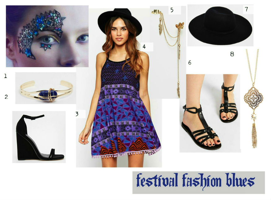 festival fashion folk 70s gypsy blues