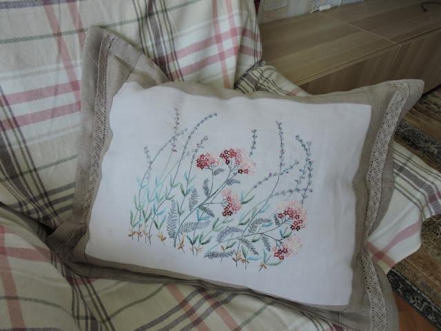 блог о вышивке