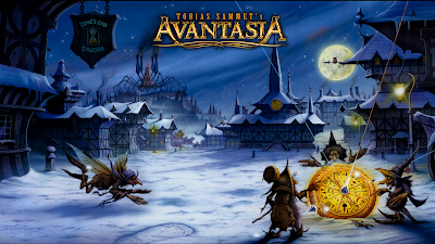 "Estribillo Pegadizo: Crítica disco: Avantasia ""The Mystery of Time"""