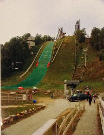 Lake Placid Ski Jumping Complex