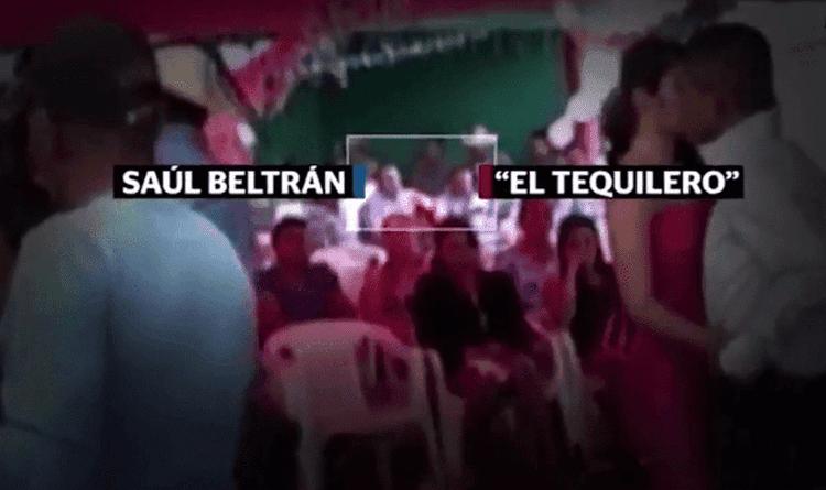 """VIDEO: Beltrán Orozco diputado del PRI, compadre y socio de """"El Tequilero""""; para conseguirles armas y su protección."""